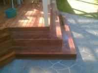 timber steps sydney
