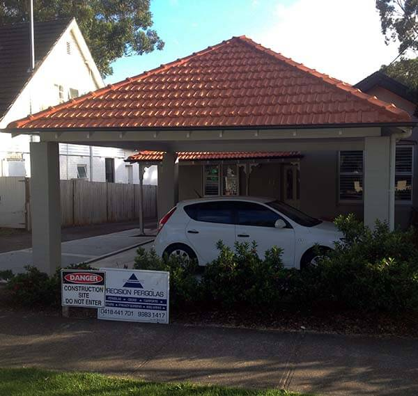carport builders in sydney