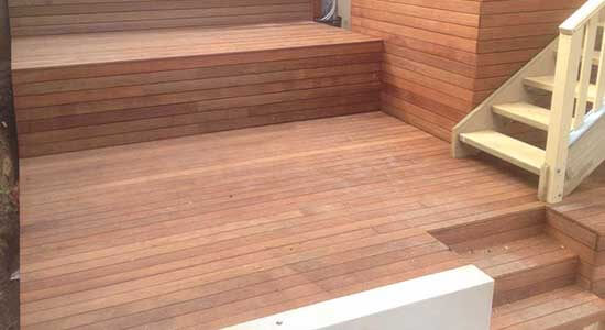 timber stairs & railings Sydney