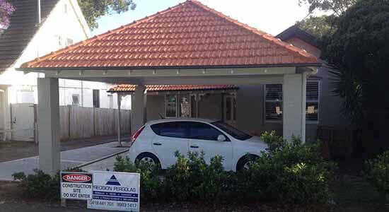 carport builder in sydney